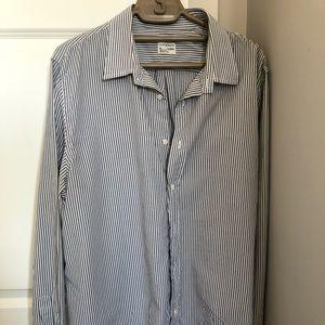 Club Monaco shirt XL